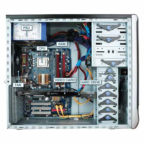 pc bilgisayar teknik servis bakım onarım