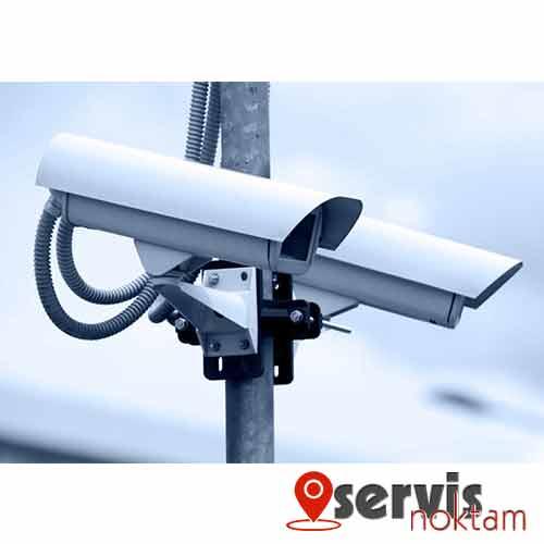 güvenlik kamerası sistemleri servisi