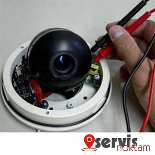 güvenlik kamerası servis hizmetleri