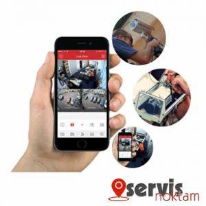 kamera sistemleri teknik servis bakım onarım
