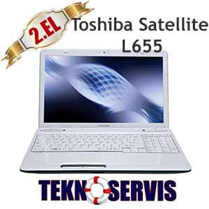 Satılık Toshiba Satellite L655 2.el notebook