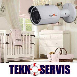 bebek ve bakıcı kamera sistemleri