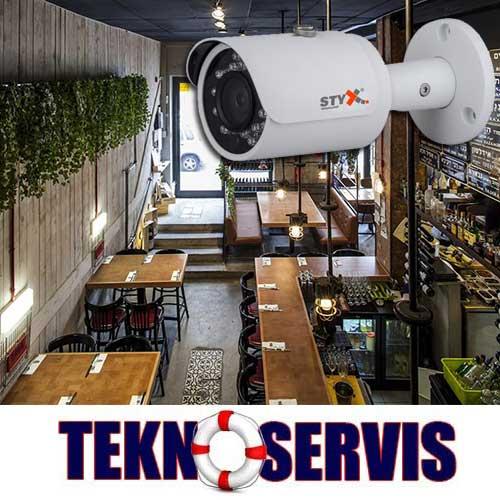 kafeterya güvenlik kamera sistemleri kafe kamera sistemleri