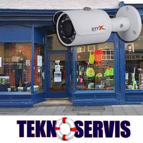 dükkan güvenlik kamera sistemleri işyeri kamera sistemleri