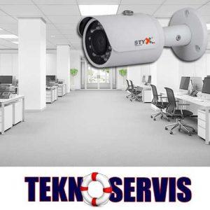 ofis güvenlik kamera sistemleri kurulumu